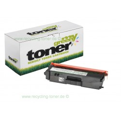 My Green Toner für Brother DCP-9055CDN yellow * Rebuilt Kartusche