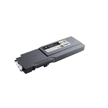 Original Toner Dell C3760, C3760DN, C3760N, C3765 yellow