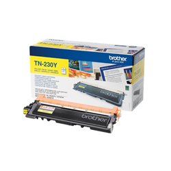 Original Toner Brother DCP-9010 CN, HL-3040CN yellow