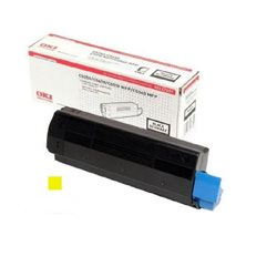 Original Toner Oki C710, C711 DN yellow