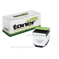 My Green Toner für Lexmark CX 410 DE schwarz * kompatible Rebuilt Kartusche