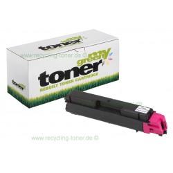 My Green Toner für Kyocera Ecosys M6526cdn, P6026cdn magenta - Rebuilt Kartusche