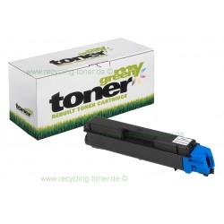 My Green Toner für Kyocera Ecosys M6526cdn, P6026cdn cyan - Rebuilt Kartusche