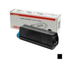 Toner Oki C5300 schwarz